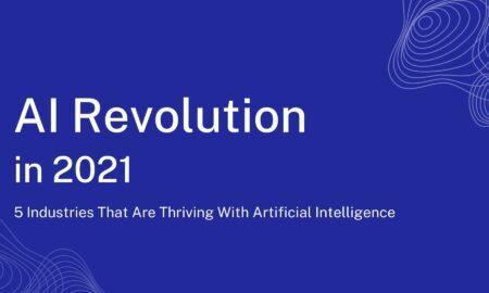 AI Revolution in 2021
