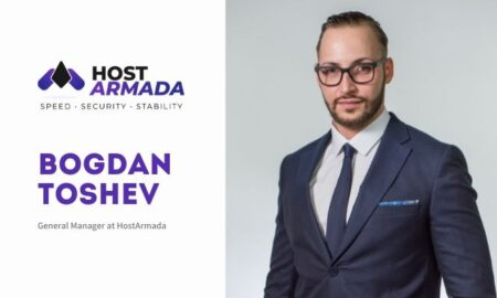 Bogdan Toshev General Manager at HostArmada