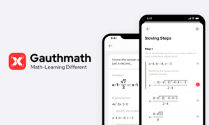 Maths Solving App Gauthmath