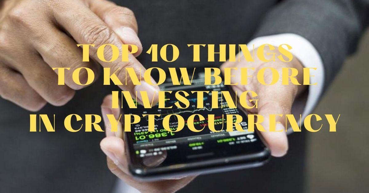 criptovalute in cui investire
