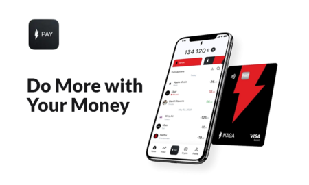 NAGA Pay App