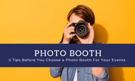 Photo Booth For Your Events