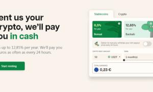 Crypto Renting