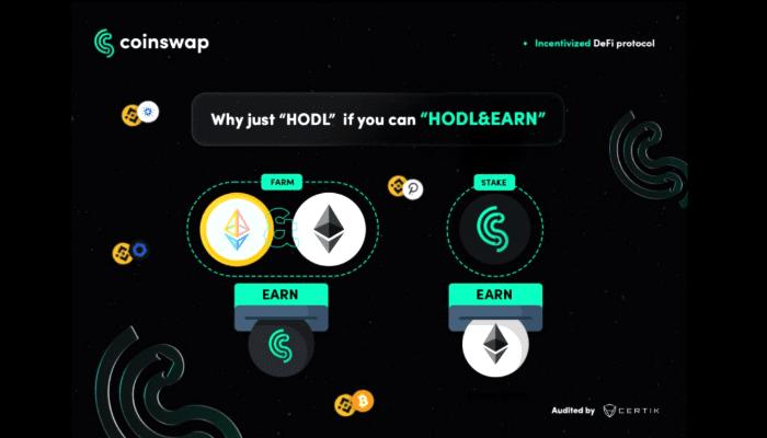 CoinSwap Space