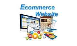 ecom website design ireland