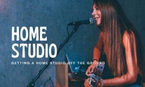 Home Studio Guiter