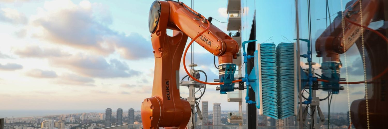 Skyline Robotics flagship product Ozmo™,