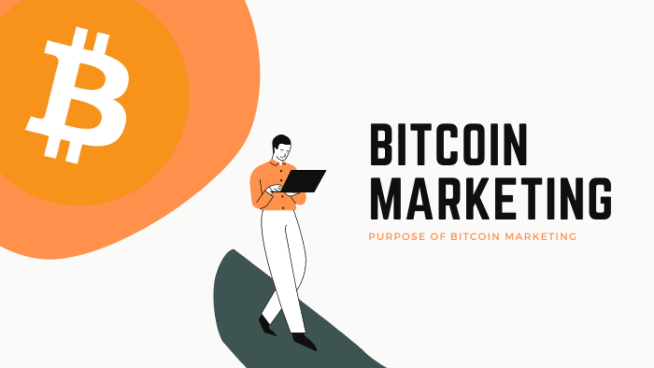 bitcoin marketing department)