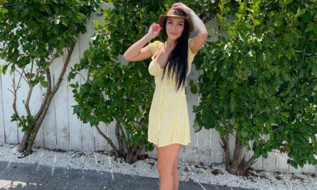 Blogger Maddie Morrison