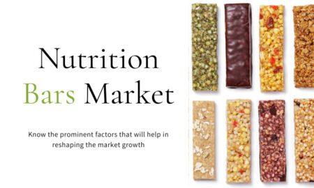 Food Nutrition Bars Market Growth