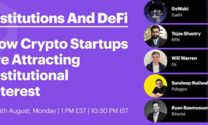 Fostering Institutional Interest and Capital in Crypto