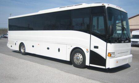 bus charter company 2021