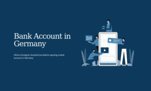 bank account in Germany