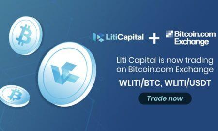 wLITI lists on Bitcoin.com Exchange