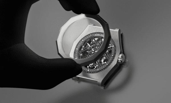 3D multi-level dial