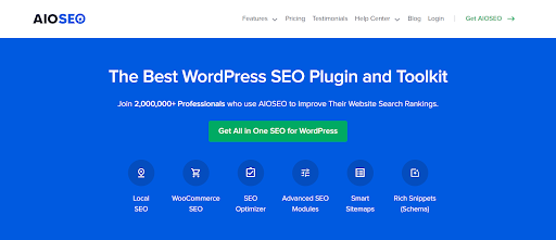 All in One SEO is the best SEO plugin for WooCommerce