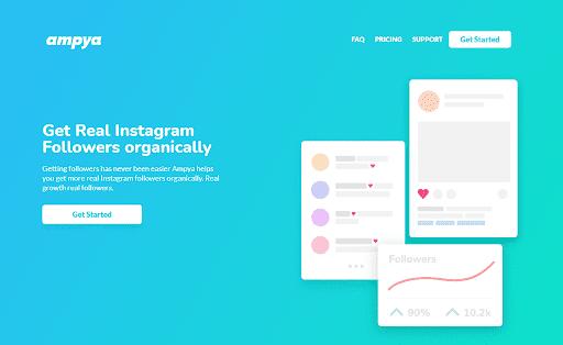Ampya Instagram automation tool