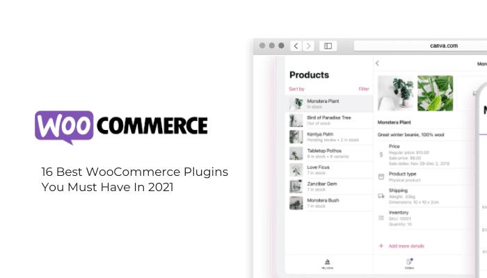 Top WooCommerce Plugins 2021