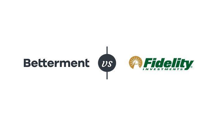 Betterment vs. Fidelity