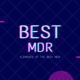 Best MDR