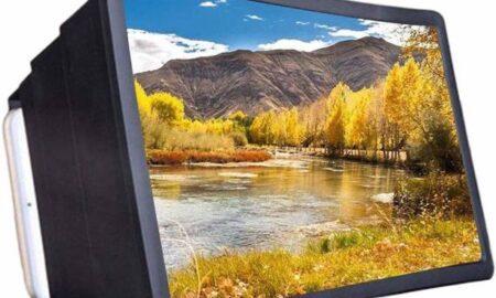 Glass-Free HD 3D Display