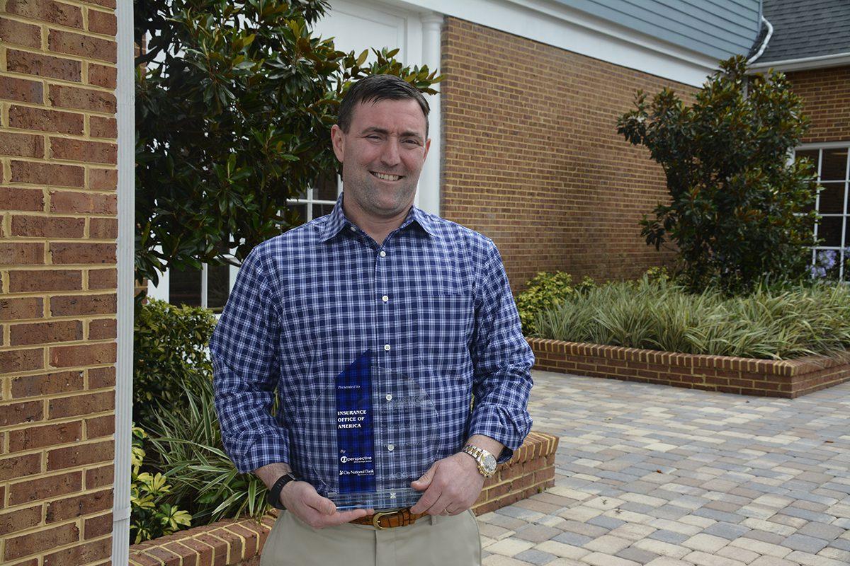 Heath Ritenour IOA Award