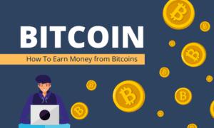 Earn Money from Bitcoins