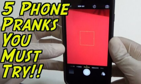 How To Pull Off Pranks Using Your Phone