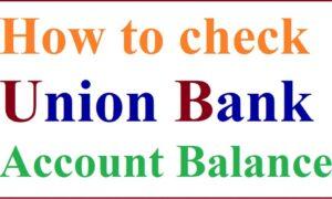 How to Check UBI BalanceandPF Balance