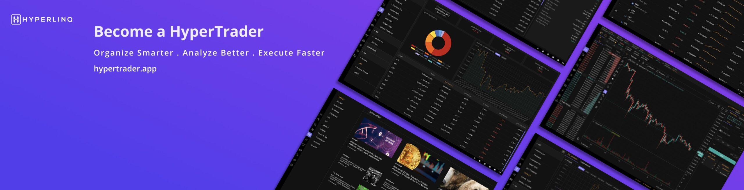 Hyperlinq Trading Platform