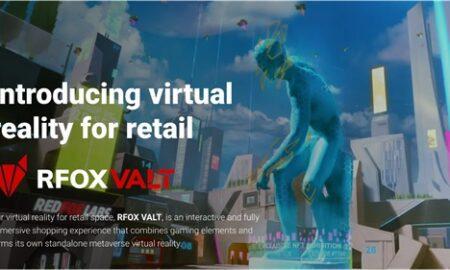 Introducing RFOX VALT, virtual reality retail