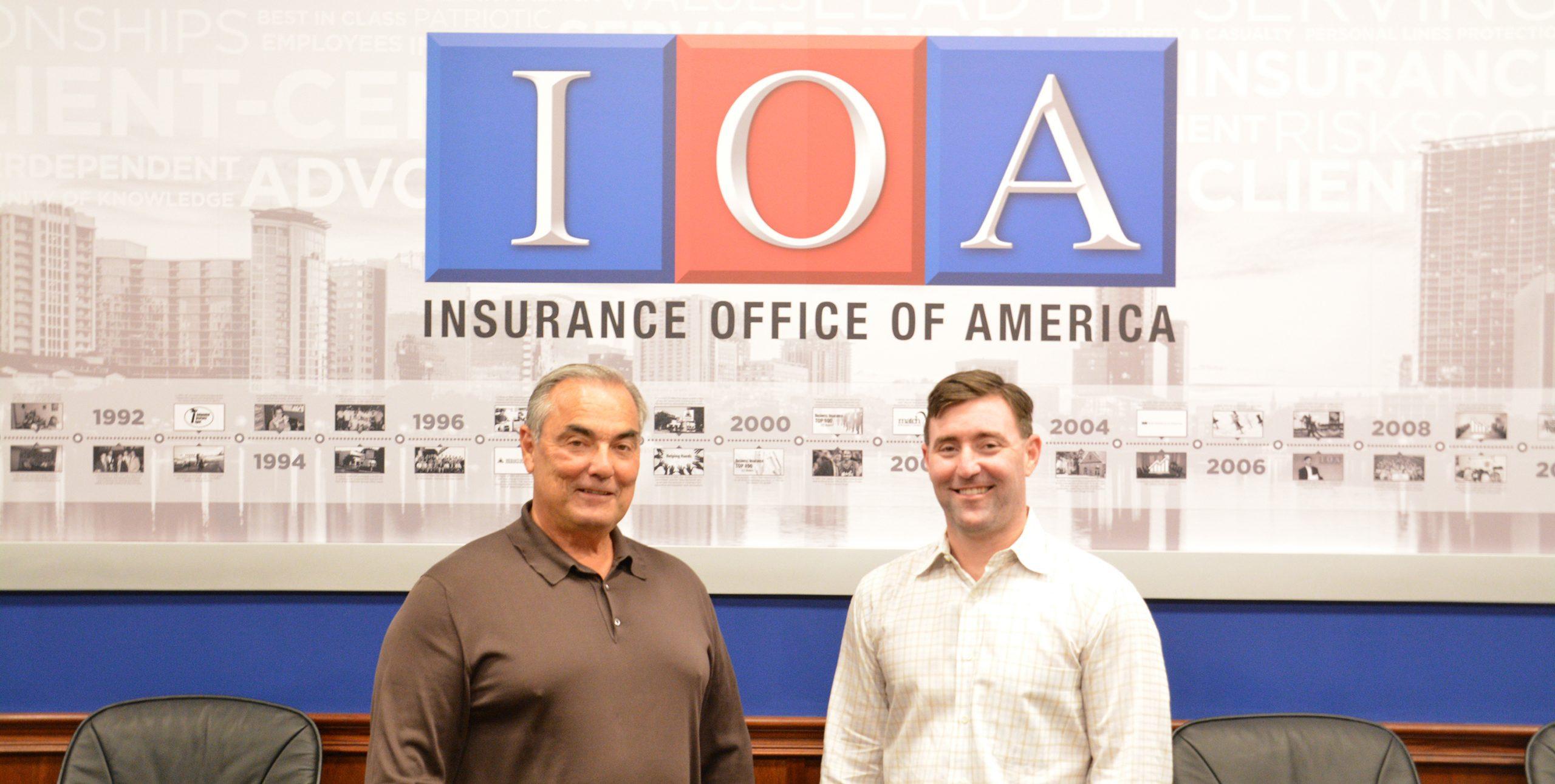 Heath Ritenour, CEO of Insurance Office of America