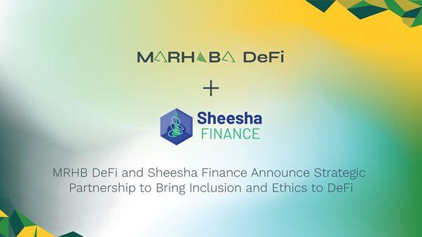 Marhaba DeFi on Sheesha Finance
