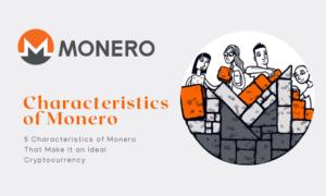 Characteristics of Monero