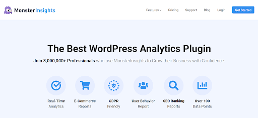 Real-time WooCommerce analytics plugin