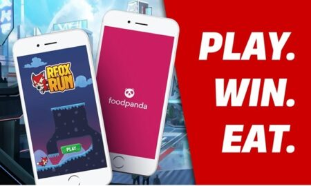 Play-2-Eat RFOX Run Gaming Model