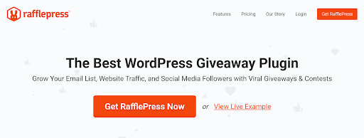 running contests for ecommerce