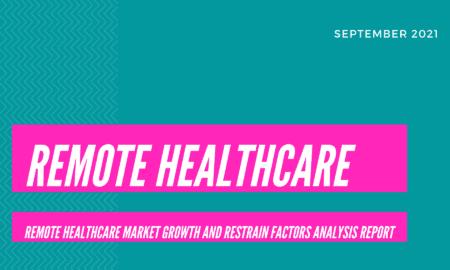 Remote Healthcare Market Growth