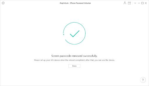 iPhone Screen Passcode