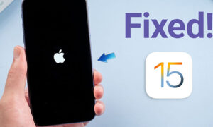 Fix iPhone Stuck