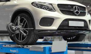 3d wheel aligner Market Study