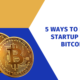 Fund a Startup with Bitcoin