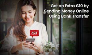 ACE send money to pakistan