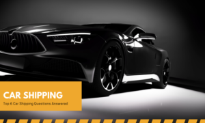 Car Shipping Questions Answered