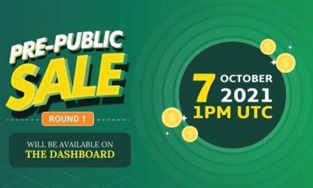 Marhaba Pre-Public sale