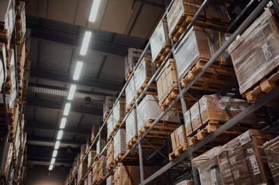 Real Warehousing System