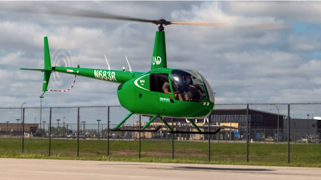 Robinson Helicopter Company R44 Cadet
