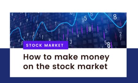 make money on the stock market